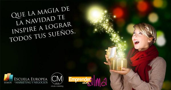 La Magia De La Navidad Y El Espíritu Navideño