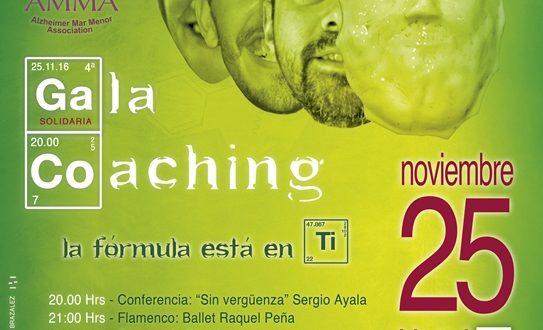 Gala Solidaria Del Coaching, Murcia 2016