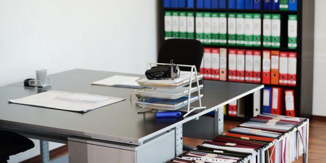 ¿Sabías Que Ordenar Tu Lugar De Trabajo Reduce Tu Estrés?