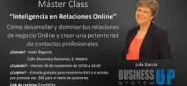 Inteligencia De Relaciones De Negocios Online