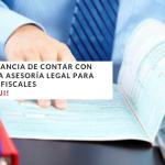asesoría legal para procesos fiscales