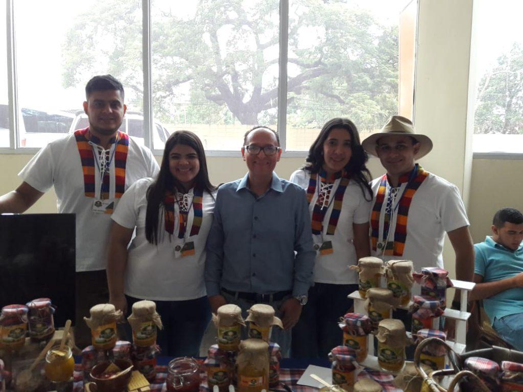 Foto del equipo Mermeladas del Valle, proyecto de innovación